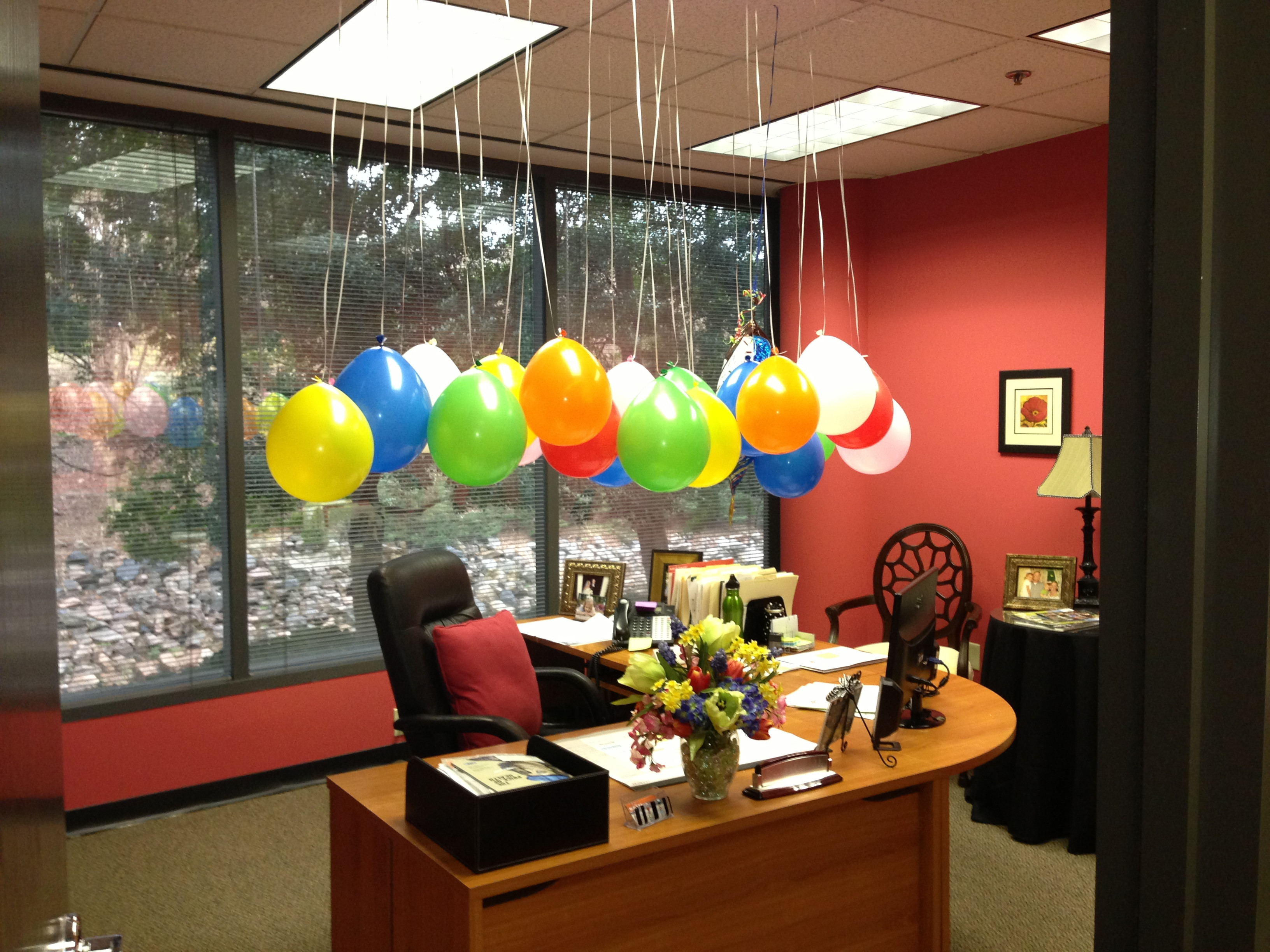 Best ideas about Office Birthday Decorations . Save or Pin Day 10 Twenty1 Days 2 a Fitter Me – twenty1days2change Now.