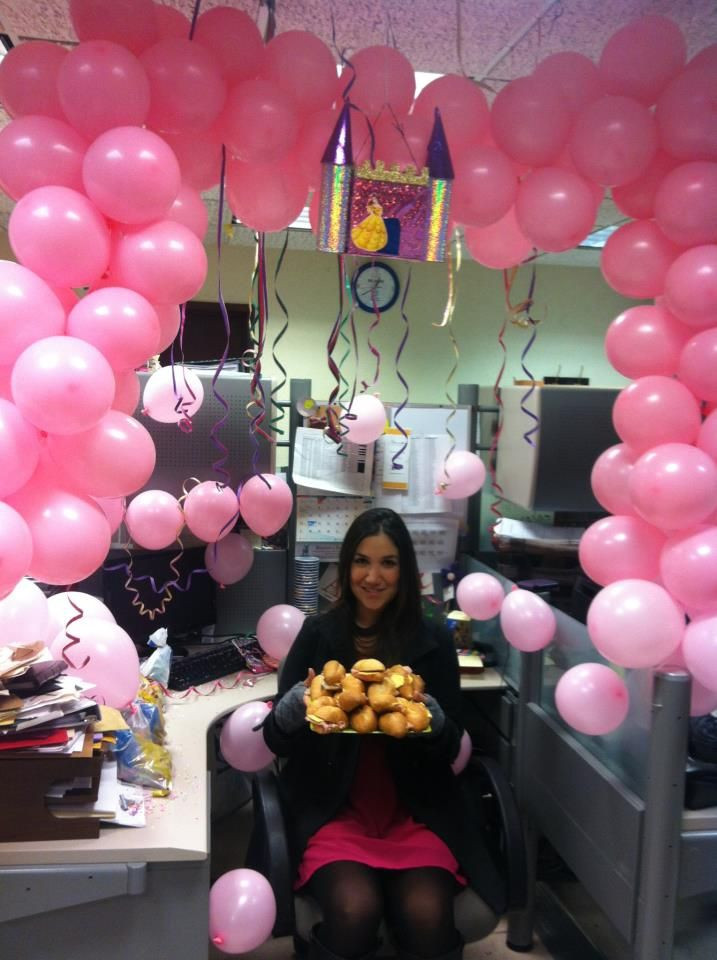 Best ideas about Office Birthday Decorations . Save or Pin Birthday Decoration Ideas In fice Inspirational Now.