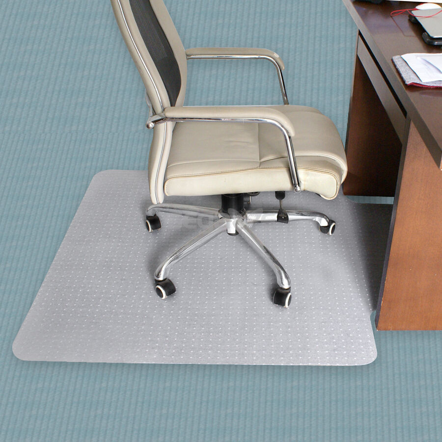 """Best ideas about Office Chair Floor Mat . Save or Pin 36"""" x 48"""" PVC Home fice Chair Floor Mat With Lip 3mm Now."""