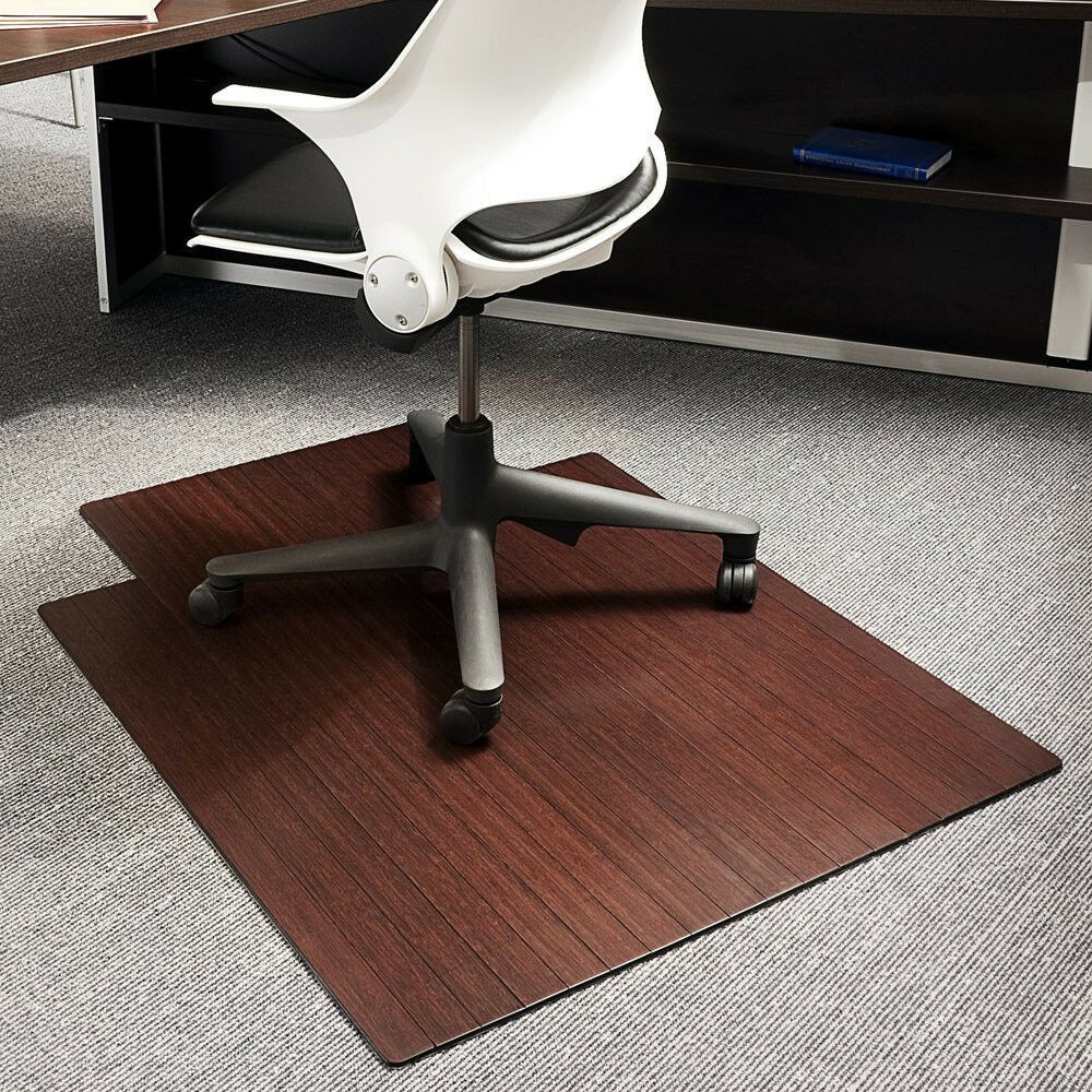 Best ideas about Office Chair Floor Mat . Save or Pin fice Chair Wood Floor Mat Pad Desk puter Hard Tile Now.