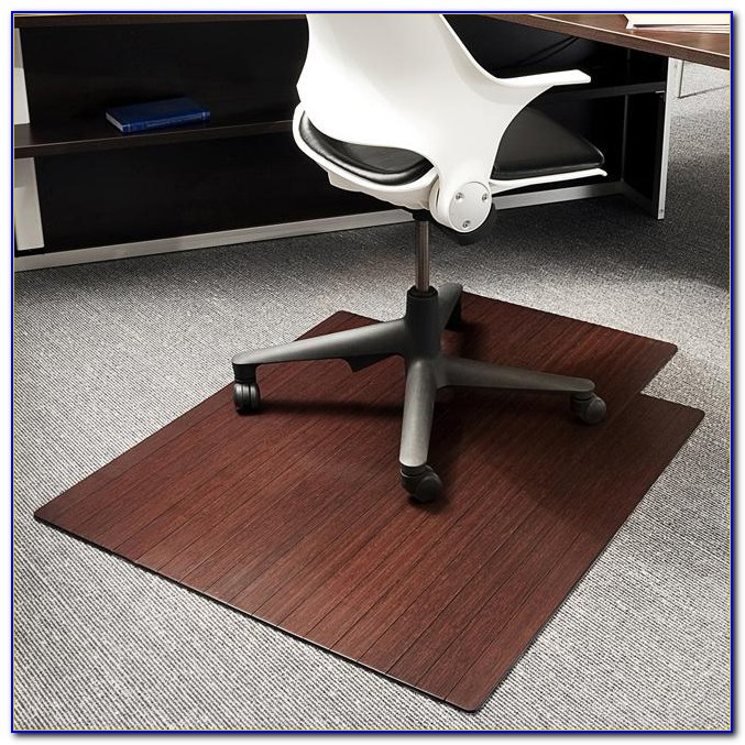 Best ideas about Office Chair Floor Mat . Save or Pin Wood Floor Desk Chair Mats Desk Home Design Ideas Now.