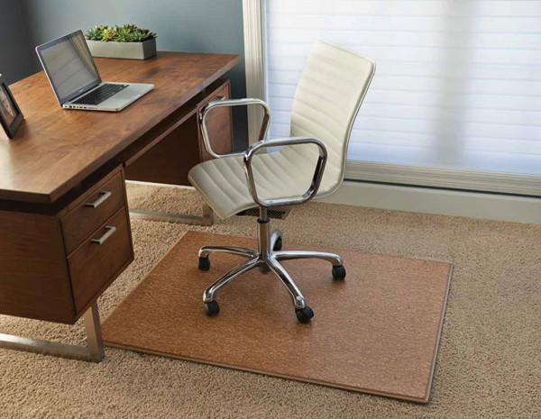 Best ideas about Office Chair Floor Mat . Save or Pin Cork Chair Mats are Cork Desk Chair Mats by American Floor Now.