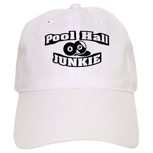 Best ideas about Office Pool Junkie . Save or Pin Pool Hall Junkie Hat by leagueshirts Now.