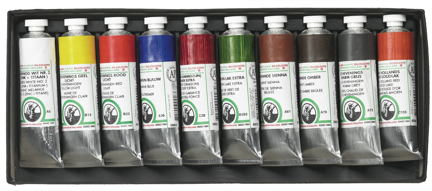 Best ideas about Oil Paint Colors . Save or Pin Save Discount Old Holland Classic Oil Paint Set Now.