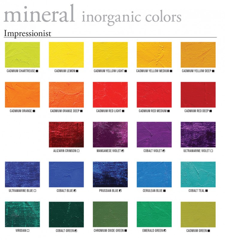 Best ideas about Oil Paint Colors . Save or Pin Oil Paints by Gamblin Artist s Oil Colors Now.