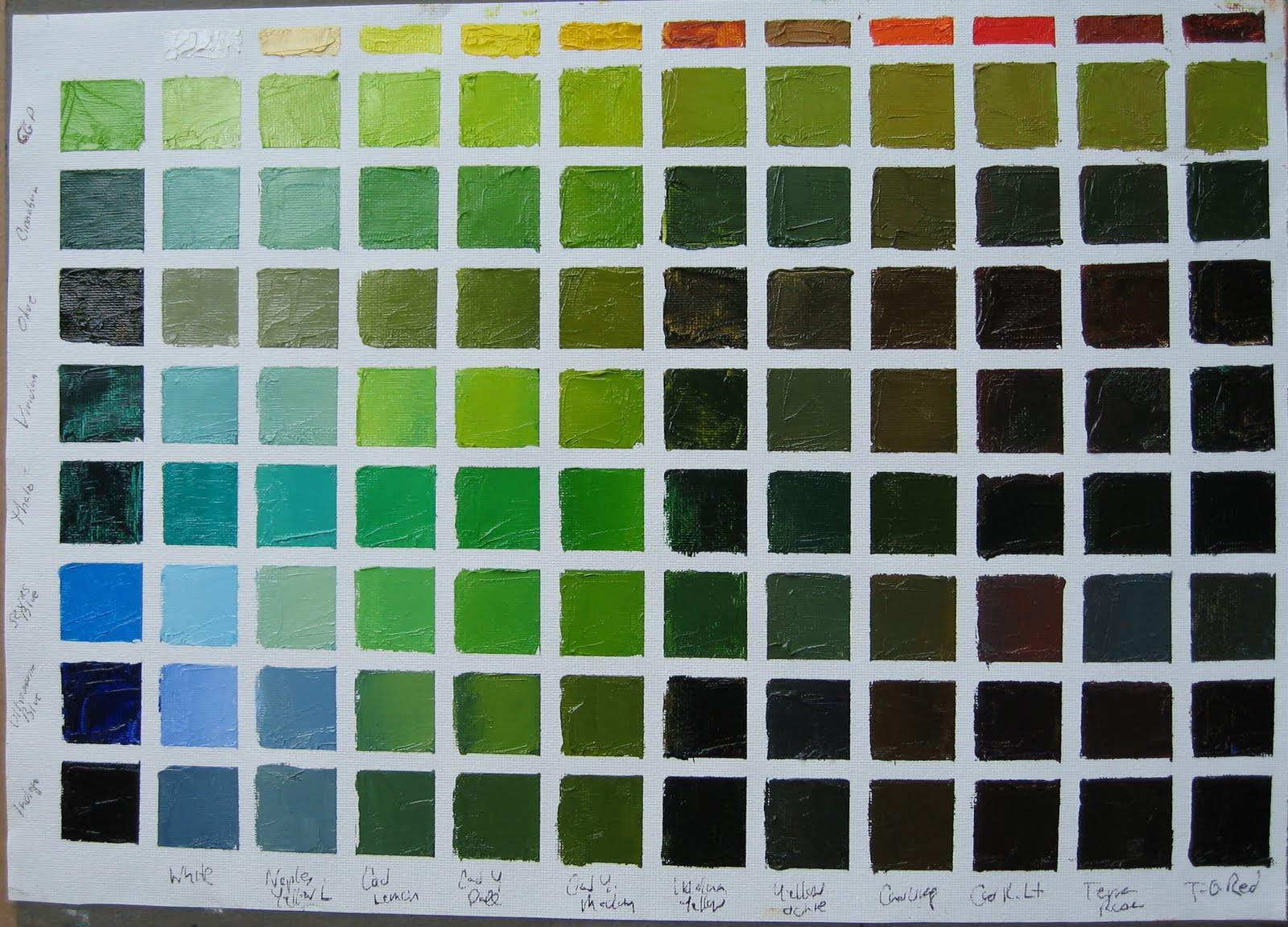 Best ideas about Oil Paint Colors . Save or Pin Pat Fiorello Art Elevates Life Oil Painting Color Now.