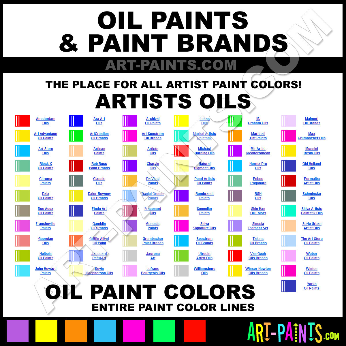 Best ideas about Oil Paint Colors . Save or Pin Oil Art Paints Oil Paint Oil Color Oil Brands Art Now.
