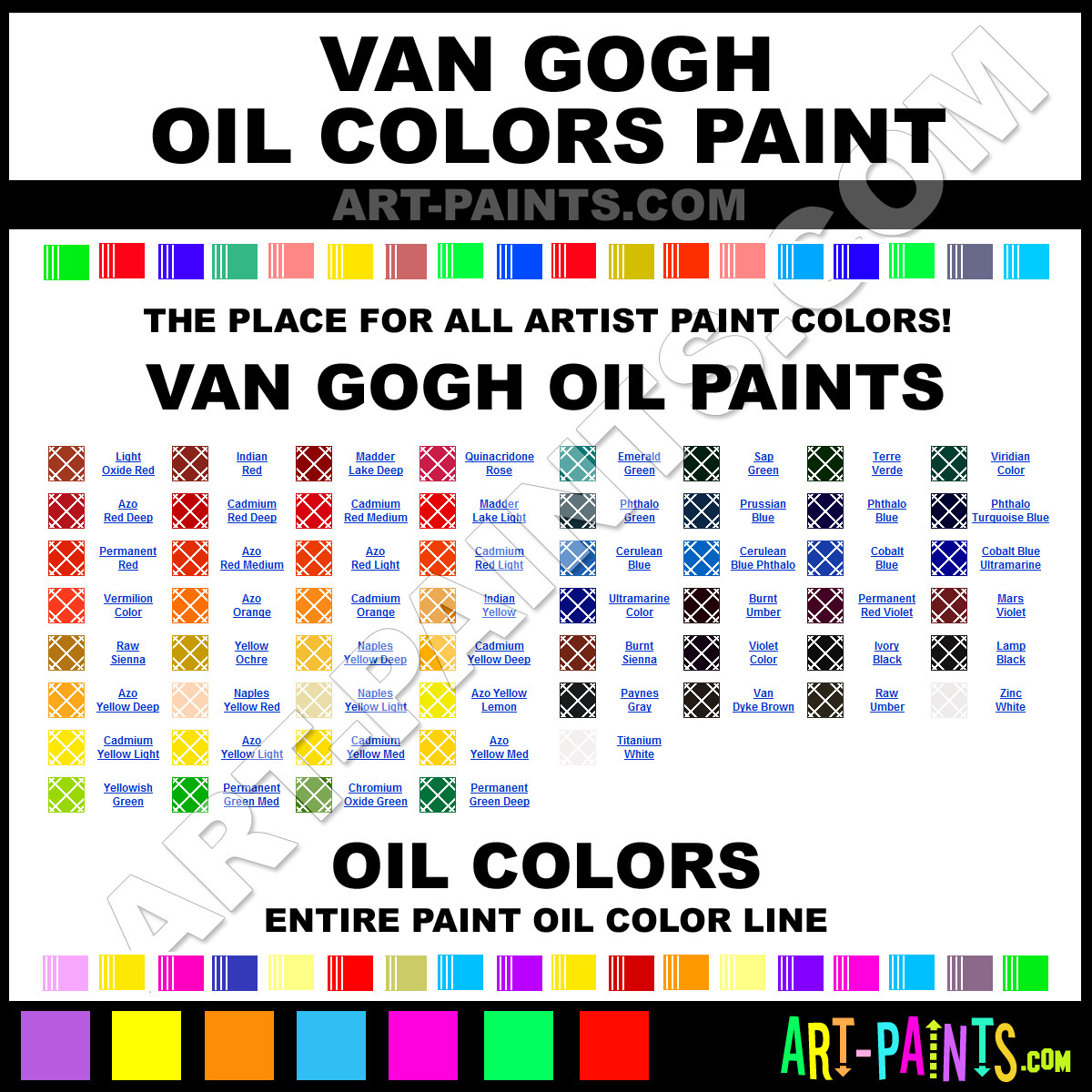 Best ideas about Oil Paint Colors . Save or Pin Oil Paint Colors Names paint color names home design Now.
