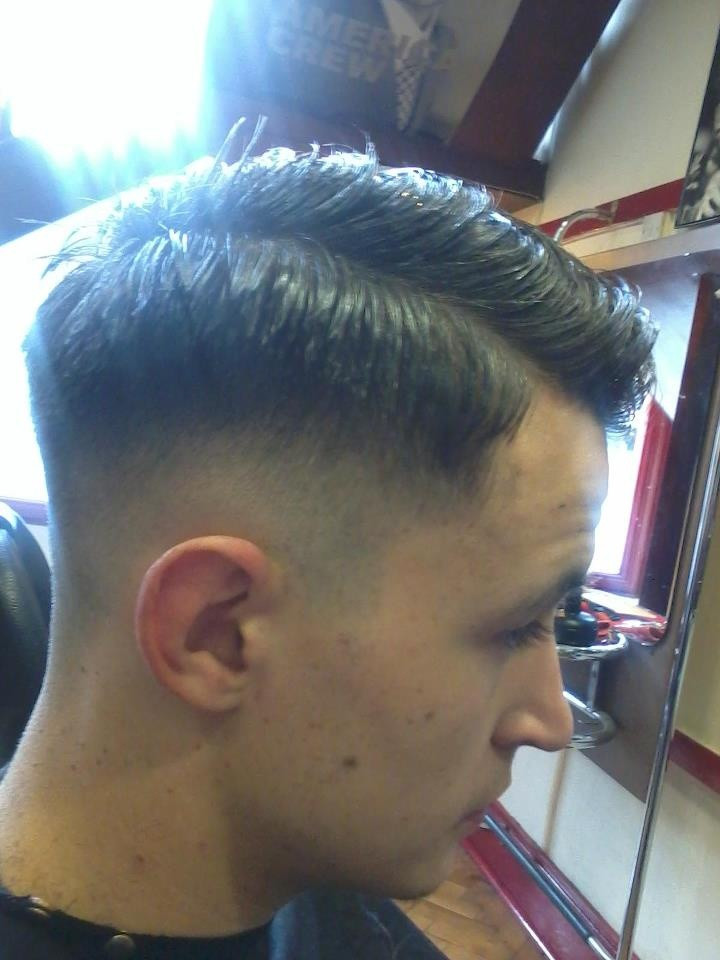 Best ideas about Old School Hairstyle . Save or Pin Old school hairstyles for men Now.