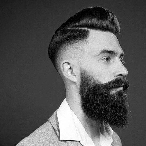 Best ideas about Old School Hairstyle . Save or Pin Skin Fade Haircut For Men 75 Sharp Masculine Styles Now.