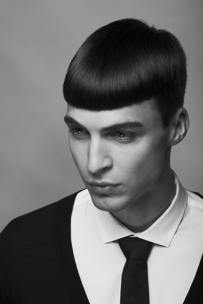 Best ideas about Old School Hairstyle . Save or Pin 14 best images about Awesome hair for guys on Pinterest Now.