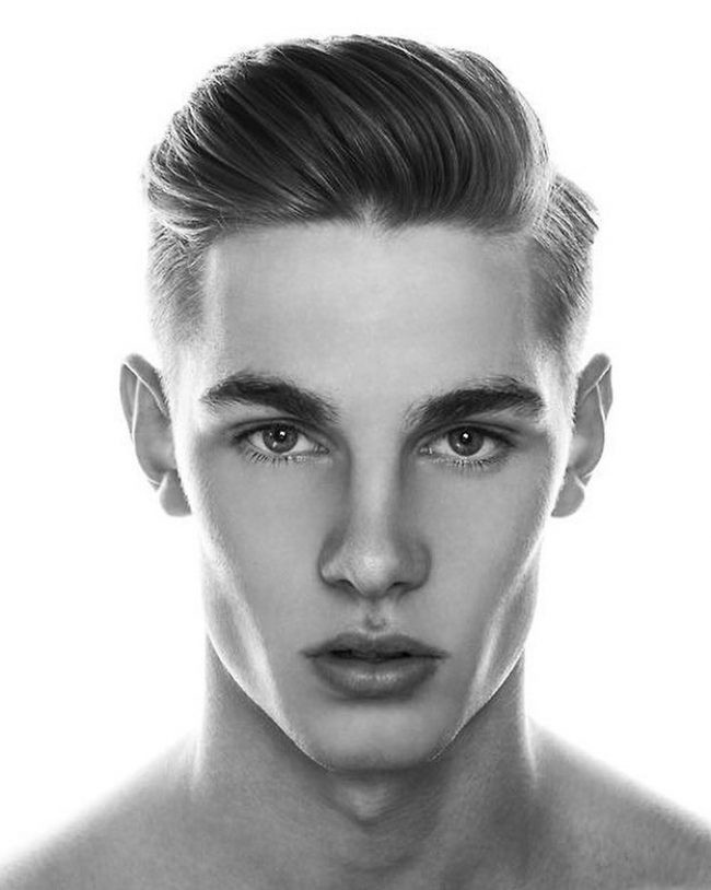 Best ideas about Old School Hairstyle . Save or Pin 55 Best 1920's Hairstyles For Men Classic Looks 2019 Now.