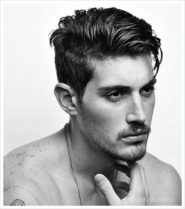 Best ideas about Old School Hairstyle . Save or Pin 50 y Old School Haircuts for Men – HairstyleCamp Now.
