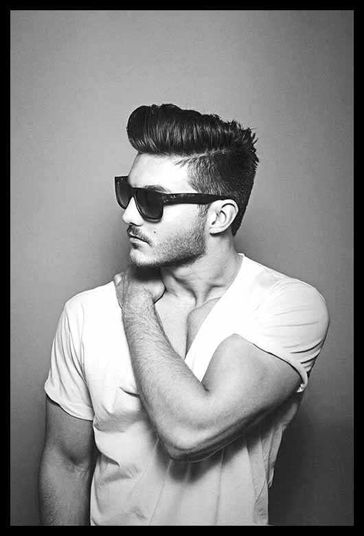 Best ideas about Old School Hairstyle . Save or Pin 47 y Old School Haircuts for Men – HairstyleCamp Now.