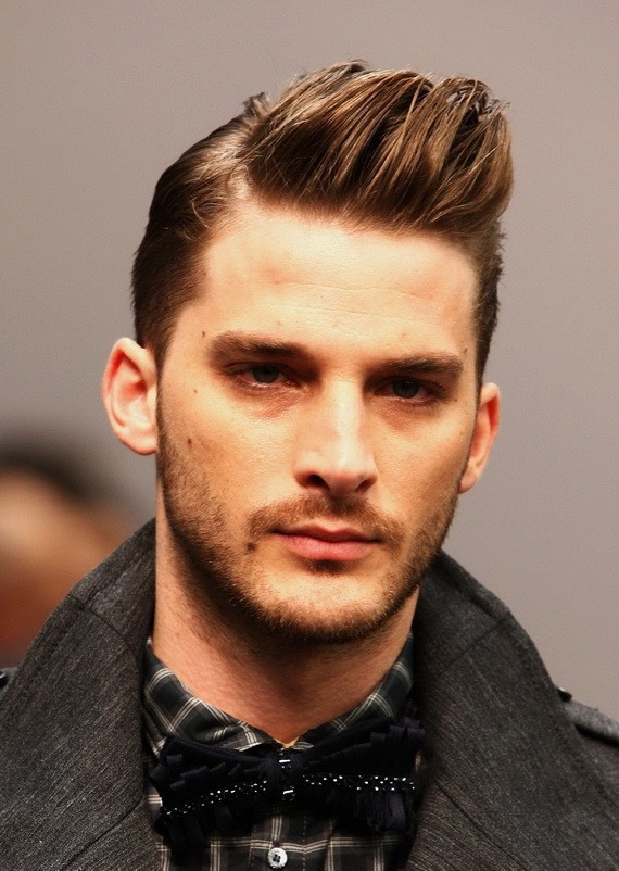 Best ideas about Old School Mens Haircuts . Save or Pin 47 y Old School Haircuts for Men – HairstyleCamp Now.
