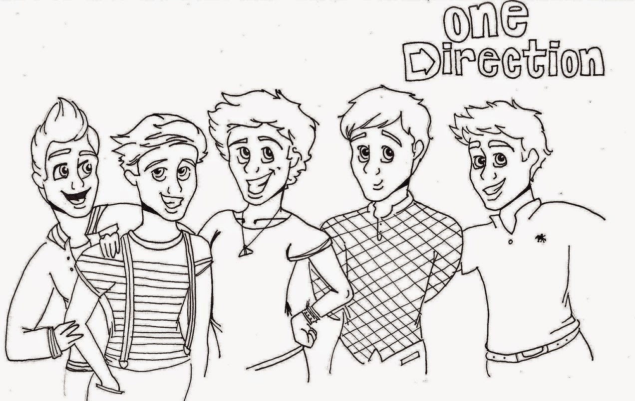 Best ideas about One Direction Free Coloring Pages . Save or Pin Coloring Pages e Direction Coloring Pages Free and Now.