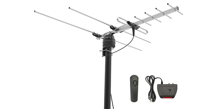 Best ideas about Outdoor Tv Antenna Reviews . Save or Pin 10 Best Outdoor TV Antennas in 2018 HDTV Antennas Reviews Now.