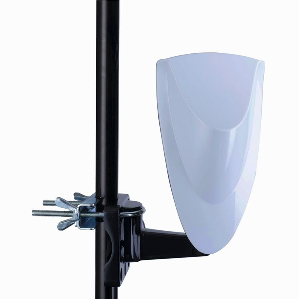 Best ideas about Outdoor Tv Antenna Reviews . Save or Pin Digiwave Digital Outdoor TV Antenna ANT4009 The Home Depot Now.