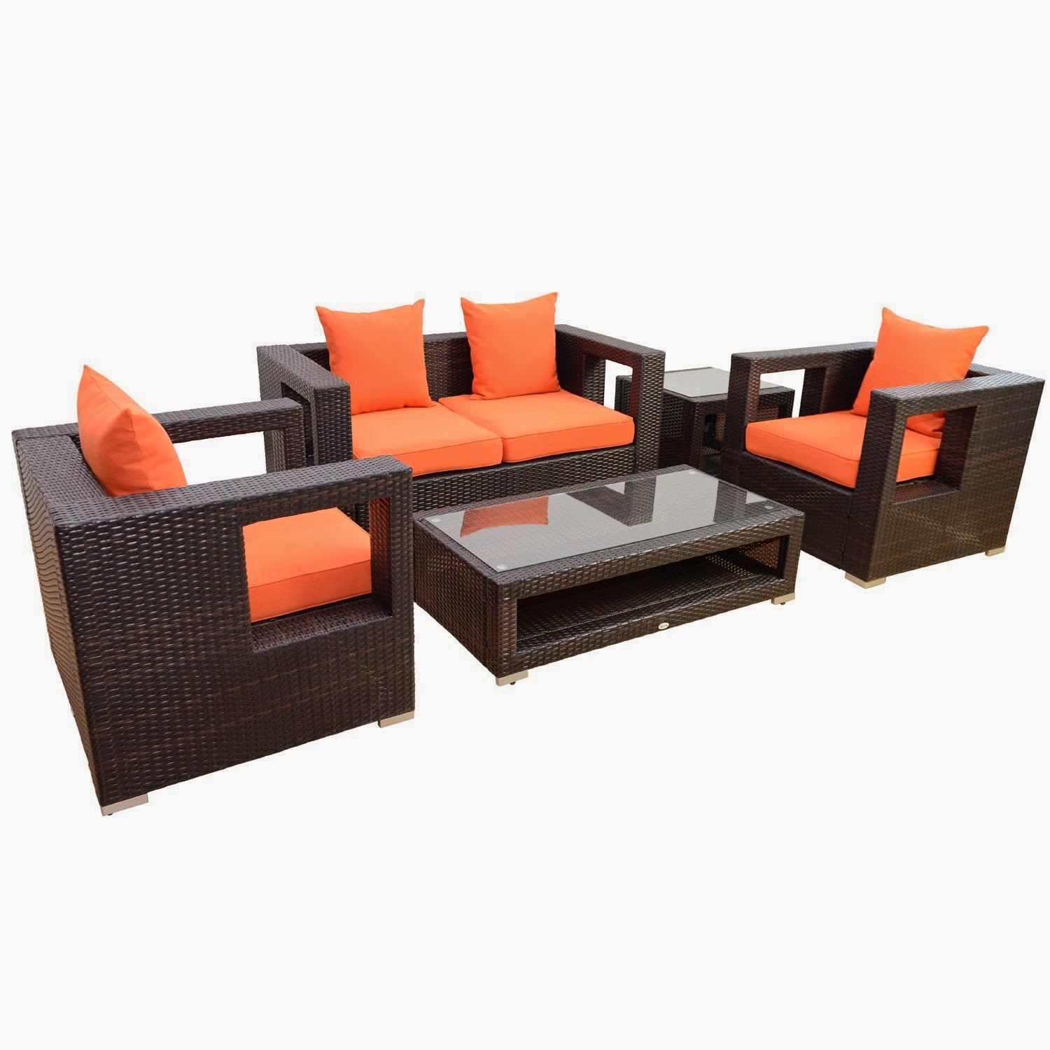 Best ideas about Outsunny Patio Furniture . Save or Pin Get Discount Outsunny 5pc Outdoor PE Rattan Wicker Now.