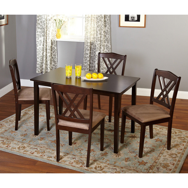 Best ideas about Overstock Dining Table . Save or Pin Dining Room amusing overstock dining sets Dining Room Now.