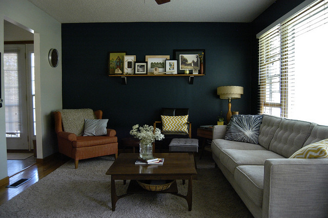 Best ideas about Painting Accent Walls . Save or Pin 6 Accents Walls Home Decorating Pros Adore Cherry Hill Now.
