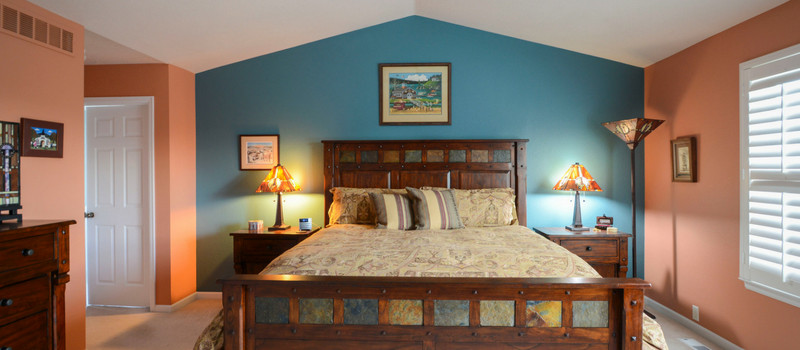 Best ideas about Painting Accent Walls . Save or Pin accent walls Archives Denver Paint Contractor Now.