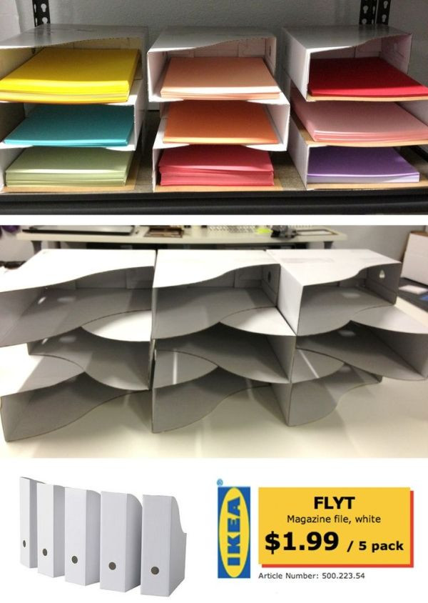Best ideas about Paper Organizer DIY . Save or Pin Paper Sorter on Pinterest Now.