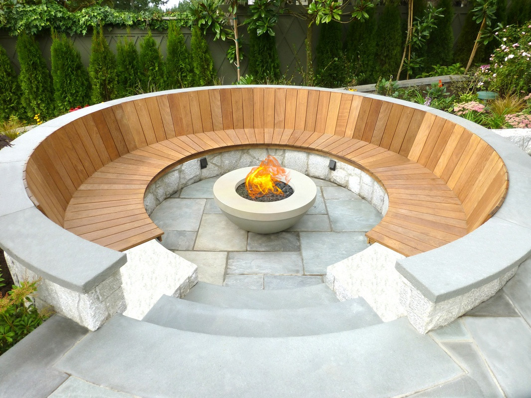 Best ideas about Patio Fire Pit . Save or Pin Magical Outdoor Fire Pit Seating Ideas & Area Designs Now.