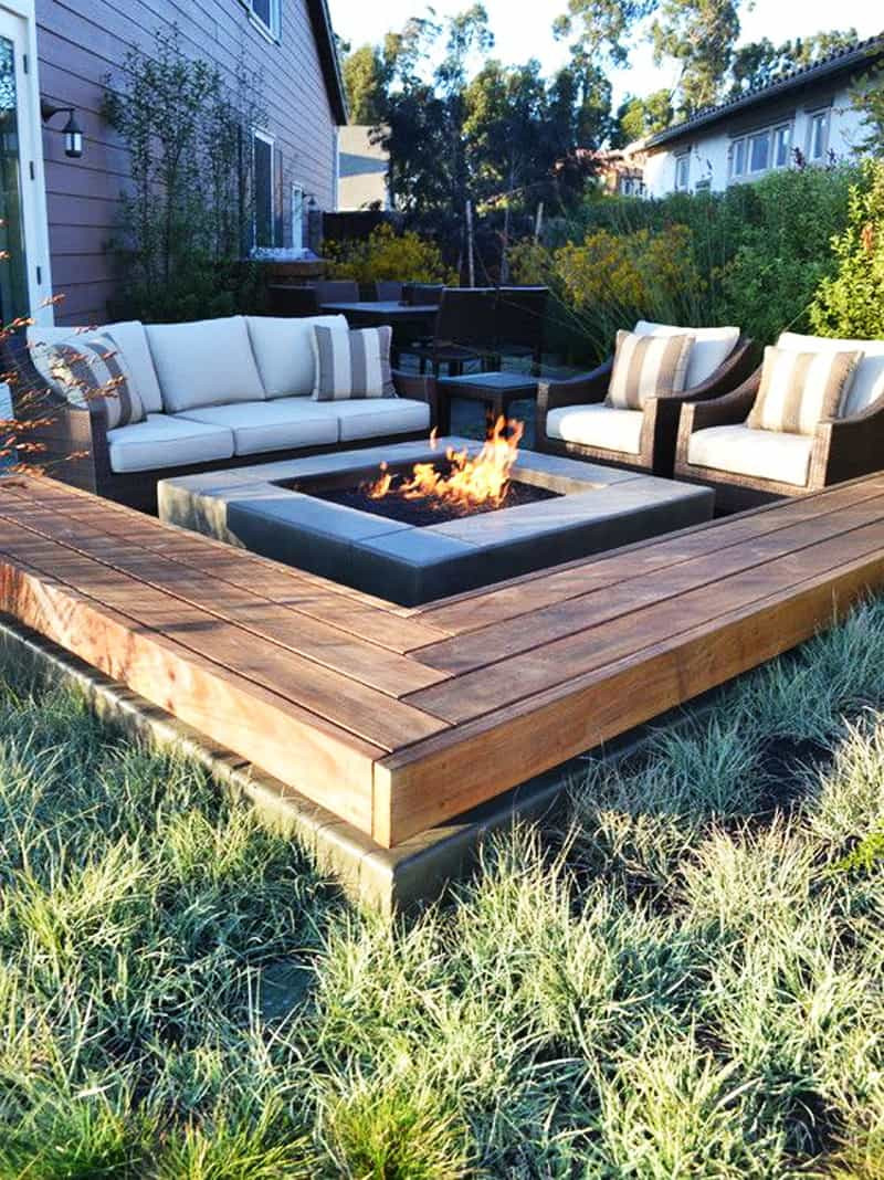 Best ideas about Patio Fire Pit . Save or Pin Best Outdoor Fire Pit Ideas to Have the Ultimate Backyard Now.