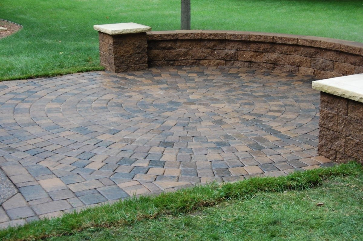 Best ideas about Patio Paver Calculator . Save or Pin Antique 16x16 Pavers Brick — The Wooden Houses Now.