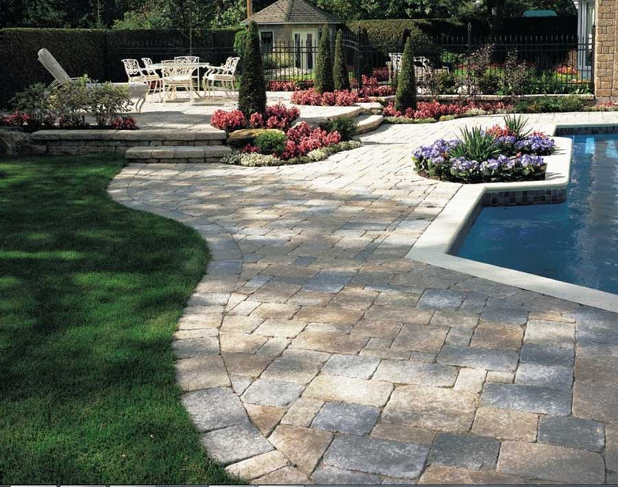 Best ideas about Patio Paver Calculator . Save or Pin How to Calculate Brick Pavers for a Patio Now.