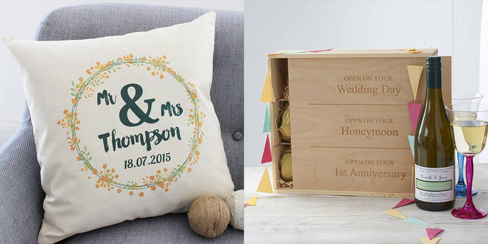 Best ideas about Personalized Wedding Gift Ideas . Save or Pin 12 Unique Wedding Gifts Ideas Now.