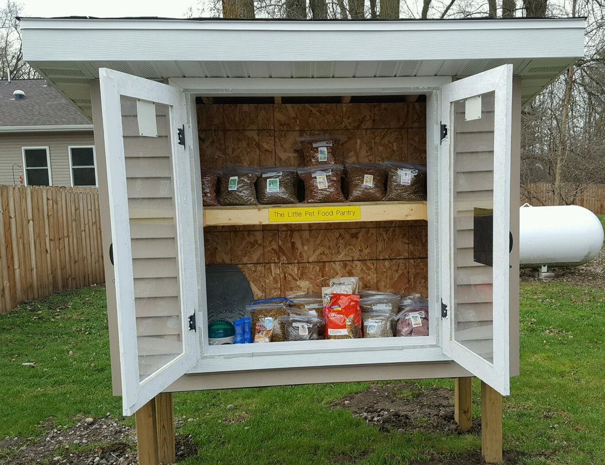 Best ideas about Pet Food Pantry . Save or Pin DCHS creates Little Pet Food Pantry Local Now.