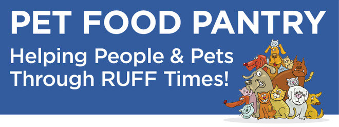 Best ideas about Pet Food Pantry . Save or Pin Pet Food Pantry Friends of Strays Cat and Dog Adoption Now.
