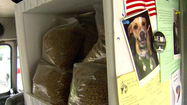 Best ideas about Pet Food Pantry . Save or Pin e Simple Way This Organization is Preventing Dogs From Now.