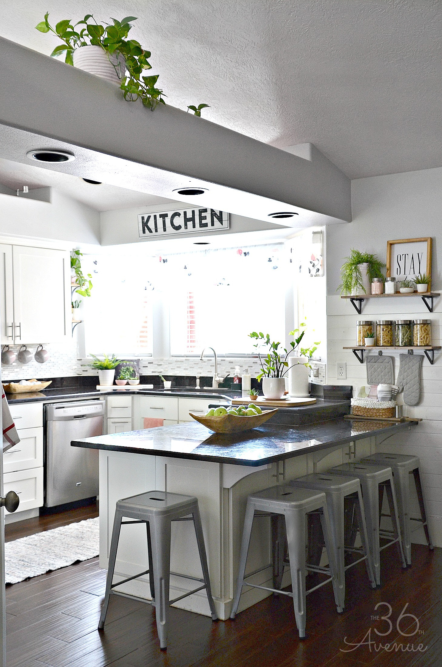 Best ideas about Pink Kitchen Decor . Save or Pin White Kitchen – Pink Kitchen Decor My Decor Home Decor Now.