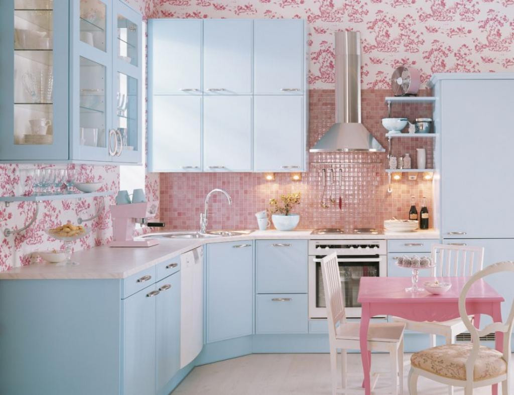 Best ideas about Pink Kitchen Decor . Save or Pin pink kitchen ideas 2017 rafael home biz ideas home decor Now.
