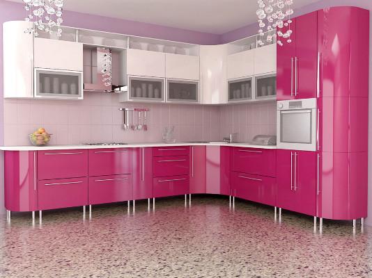 Best ideas about Pink Kitchen Decor . Save or Pin Interior design trends 2017 Pink kitchen Now.