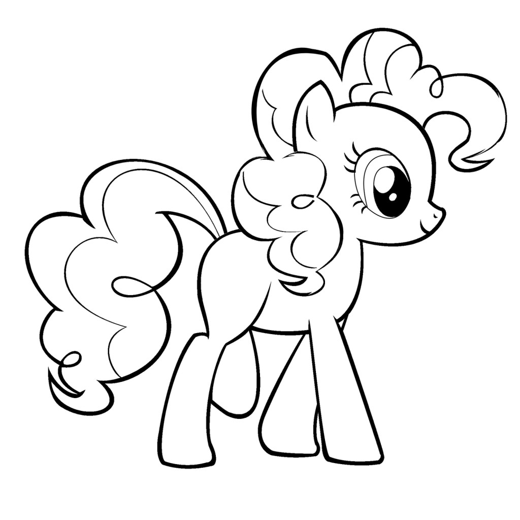Best ideas about Pinky Pie Coloring Pages For Girls . Save or Pin Pinkie Pie Coloring Pages Best Coloring Pages For Kids Now.
