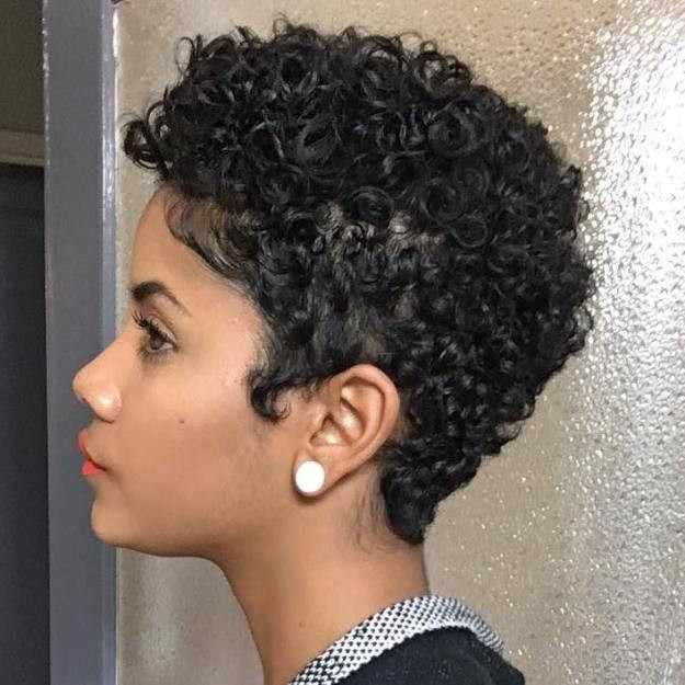Best ideas about Pixie Cut On Natural Black Hair . Save or Pin 12 Best Short Natural Hairstyles for Black Women Now.