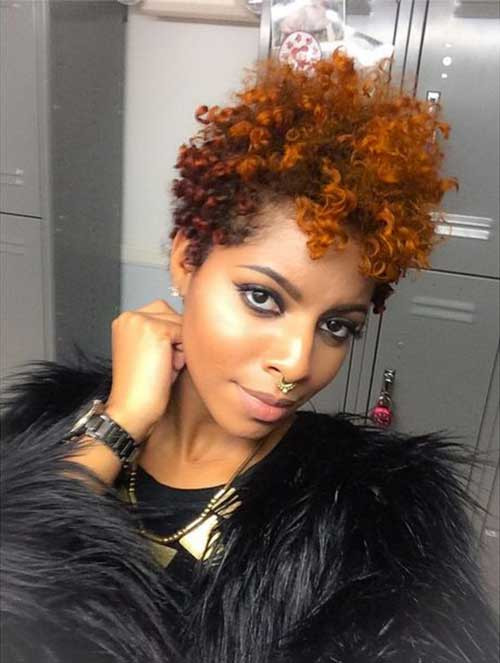 Best ideas about Pixie Cut On Natural Black Hair . Save or Pin 20 Pixie Cut for Black Women Now.