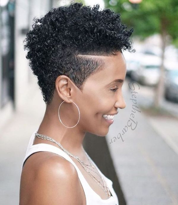 Best ideas about Pixie Cut On Natural Black Hair . Save or Pin Pixie Cut For Black Hair Ideas Best Pixie Cut Black Hair Now.