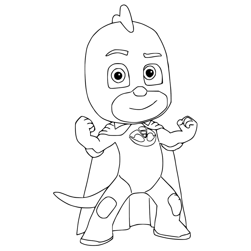Best ideas about Pj Masks Coloring Sheet . Save or Pin Top 30 PJ Masks Coloring Pages Now.