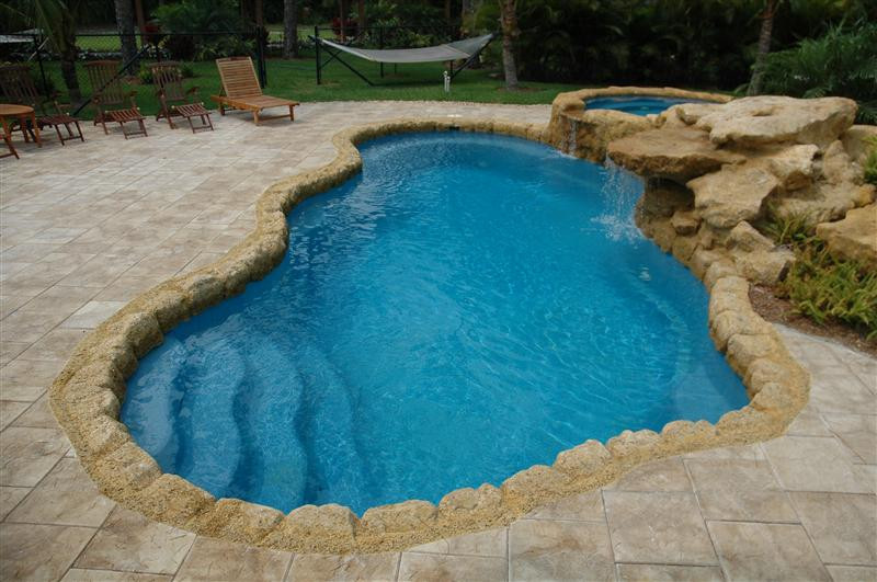 Best ideas about Pool Paint Colors . Save or Pin Swimming Pool Paint Colors & Diamond Finishes Viking Pools Now.