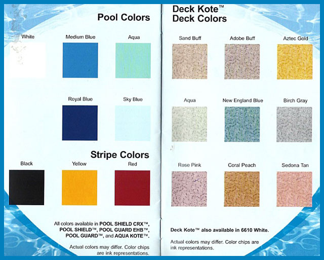 Best ideas about Pool Paint Colors . Save or Pin Specializing in mercial Chlorinated Rubber Base Paint Now.