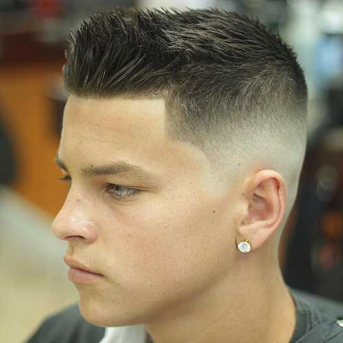Best ideas about Popular Haircuts For Boys . Save or Pin 35 Short Haircuts for Men 2016 Now.