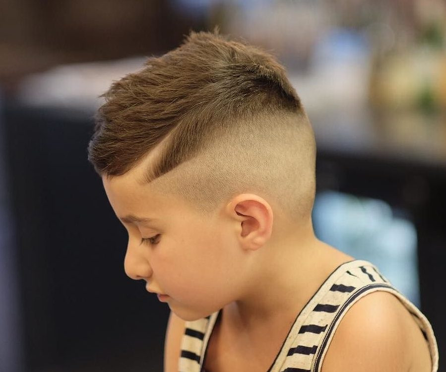 Best ideas about Popular Haircuts For Boys . Save or Pin 31 Cool Hairstyles for Boys Now.