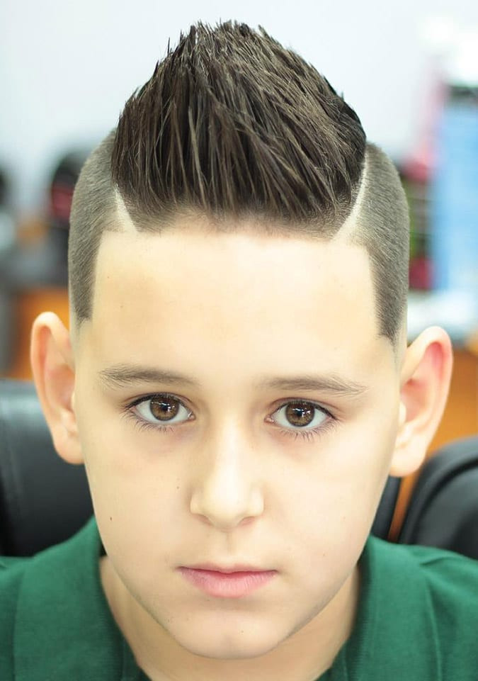Best ideas about Popular Haircuts For Boys . Save or Pin 50 Cute Toddler Boy Haircuts Your Kids will Love Page 23 Now.