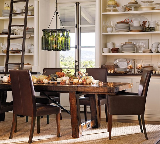 Best ideas about Pottery Barn Dining Room . Save or Pin Pottery Barn Now.