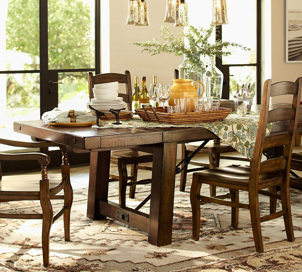 Best ideas about Pottery Barn Dining Room . Save or Pin Pottery barn design pottery barn farmhouse dining room Now.